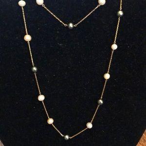 JMC 10kt gold Necklace and bracelet set